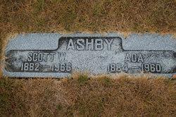 Ada <i>Lewis</i> Ashby