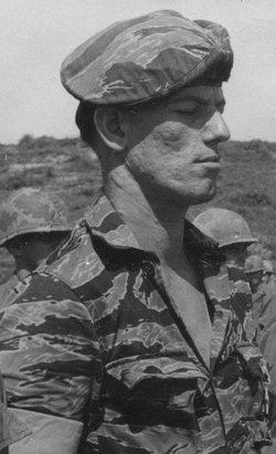 Sgt John Gerry Gertsch