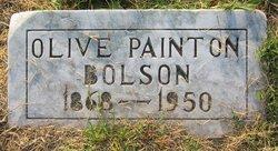 Olive <i>Painton</i> Bolson
