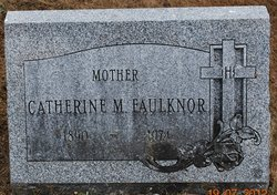 Catherine M <i>Dingman</i> Faulknor