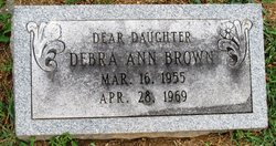 Debra Ann Brown