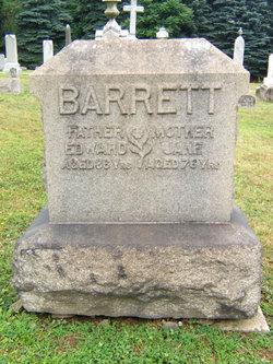 Edward E Barrett