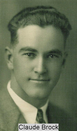 Claude Ray Brock