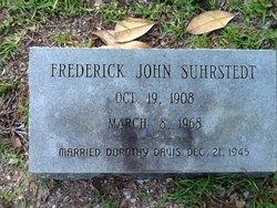 Frederick John Suhrstedt
