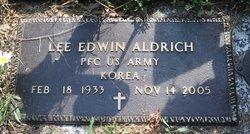Lee Edwin Aldrich