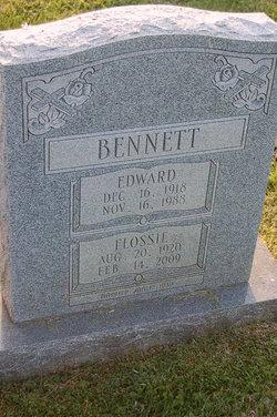 Flossie Belle <i>Winstead</i> Bennett