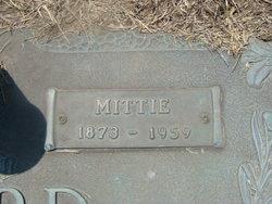 Mittie Frances <i>Sherry</i> Acord