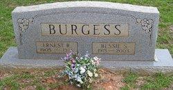 Bessie S <i>Spiers</i> Burgess