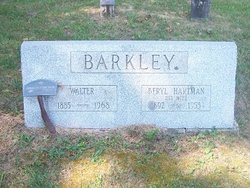 Walter A Barkley