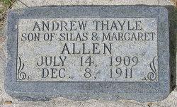Andrew Thale Allen