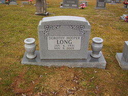 Dorothy Elizabeth <i>Hooper</i> Long