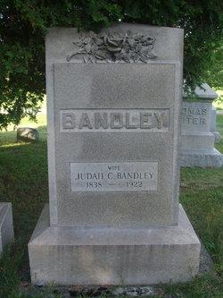 Judah C <i>Dickson</i> Bandley