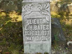 Lieut Eliphus Henry Bates