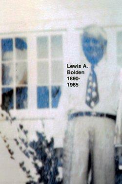 Lewis A. Bolden