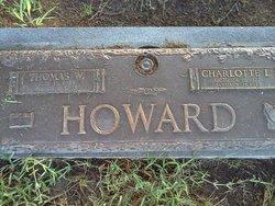 Thomas Wayne Howard