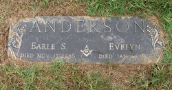 Earle S. Anderson