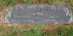Sally V. <i>Stewart</i> Anderson