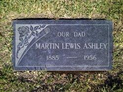 Martin Lewis Ashley