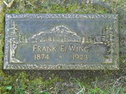 Frank Eugene Wing
