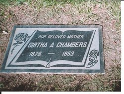 Girtha Almeta <i>Barbarick</i> John Chambers