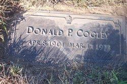 Donald P Cogley