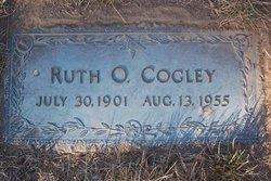 Ruth O <i>Johnson</i> Cogley