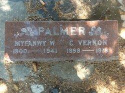 Hannah Myfanwy Van <i>Williams</i> Palmer