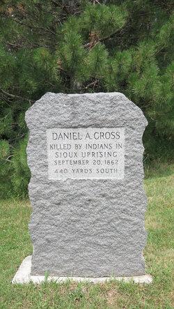 Daniel A Cross