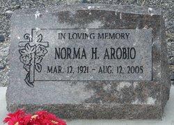 Norma H Arobio