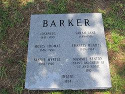 Fannie Myrtle Barker