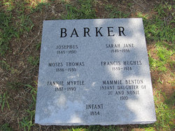 Mamie Benton Barker