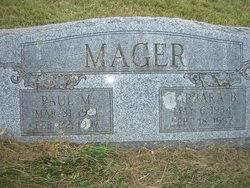 Barbara B Mager