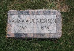 Anna <i>Wulf</i> Jensen