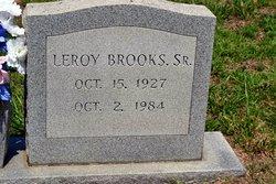 Leroy Brooks, Sr
