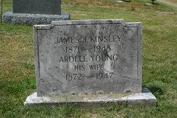 James J Kinsley