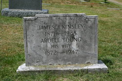 Ardell <i>Young</i> Kinsley