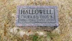 Thomas Benton Hallowell