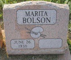Marita Bolson