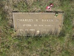 Charles K Baker, Jr