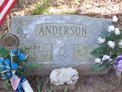 Betty J Anderson