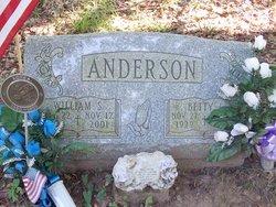 Betty J Anderson