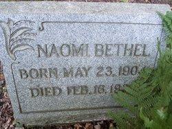 Naomi Bethel