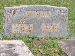 Esther C McGhee