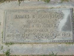 James Earnest Johnson