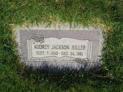 Audrey <i>Jackson</i> Hiller