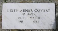 Keith Abner Covert