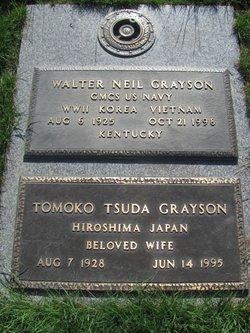 Mrs Tomoko Tsuda Grayson