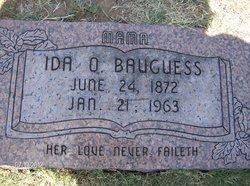 Ida Octavia <i>Chenoweth</i> Bauguess