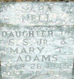 Sara Nell Adams