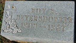 Roy R Beyersdoerfer